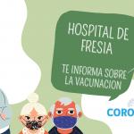 Hospital de Fresia reitera fecha y horarios de vacunación